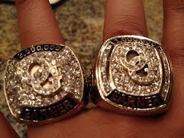OG Black diamond rings